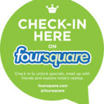How to block friend access to foursqaure venue on Android